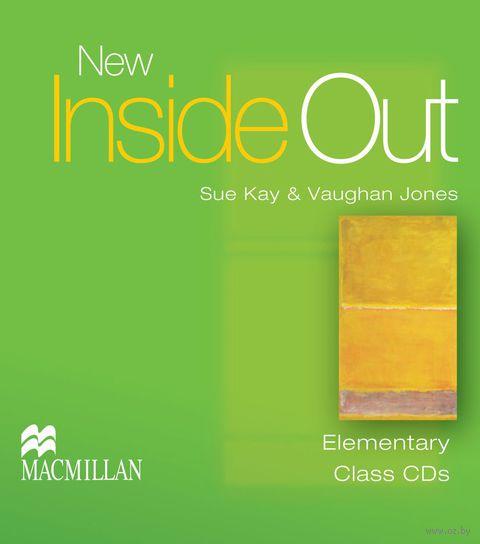 New Inside Out. Elementary. Class CDs. Воган Джонс, Кэтрин Смит, Пит Мэггс