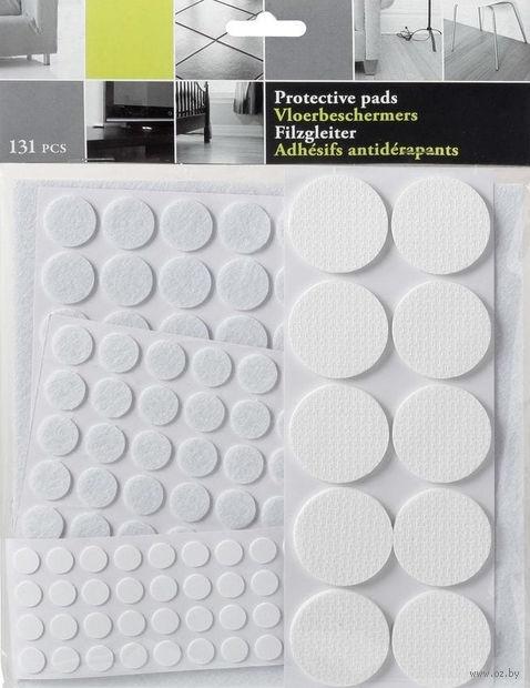 Набор накладок для мебели текстильных (131 шт.;  в ассортименте; арт. 836901000)