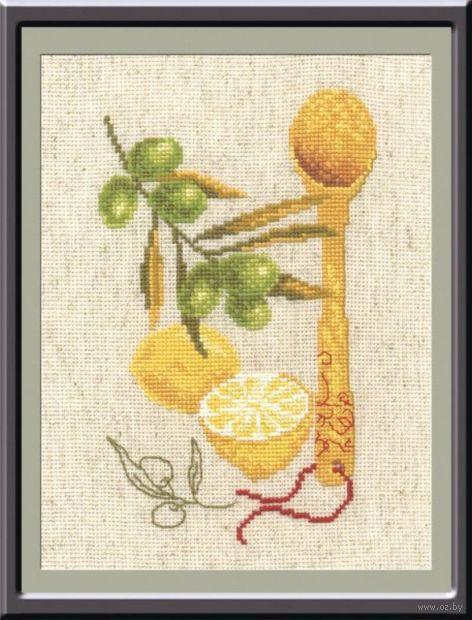 """Вышивка крестом """"Кухонная миниатюра"""" (150x200 мм; арт. 487В) — фото, картинка"""