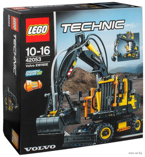 "LEGO Technic ""Экскаватор Volvo EW 160E"" — фото, картинка"