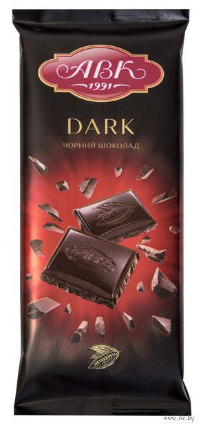 """Шоколад темный """"АВК"""" (90 г) — фото, картинка"""