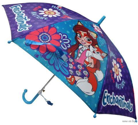 """Зонт-трость """"Enchantimals"""" — фото, картинка"""