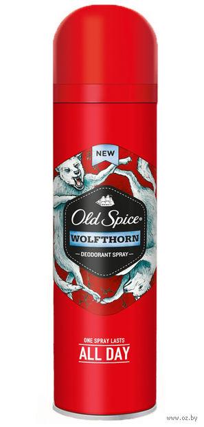 Дезодорант для мужчин Old Spice Wolfthorn (спрей; 125 мл)