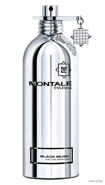 "Парфюмерная вода унисекс Montale ""Black Musk"" (100 мл) — фото, картинка"