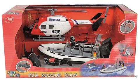 """Игровой набор """"Морской спасатель"""" — фото, картинка"""