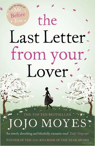 The Last Letter from Your Lover — фото, картинка