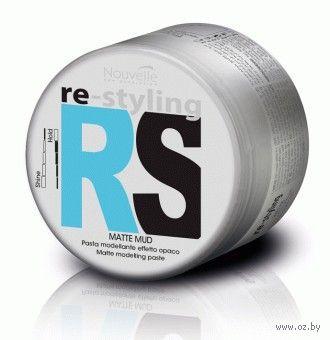 "Паста для укладки волос ""RS MATTE MUD"" (100 мл)"