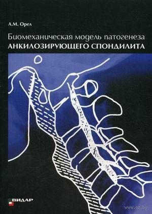 Биомеханическая модель патогенеза акилозирующего спондилита. Александр Орел