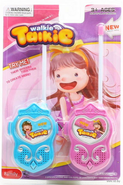 "Игровой набор ""Рации Walkie Talkie"" (2 шт.; арт. 2659)"