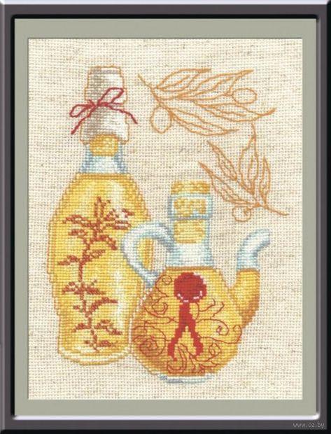 """Вышивка крестом """"Кухонная миниатюра"""" (150x200 мм; арт. 488В) — фото, картинка"""