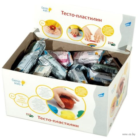 """Тесто для лепки """"Тесто-пластилин"""" (арт. TA1011V) — фото, картинка"""