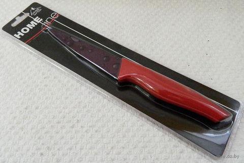 Нож с антибактериальным покрытием (130 мм; арт. MS06-BF167B)