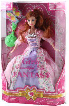 """Кукла """"Принцесса в бальном платье"""" (арт. Д34172) — фото, картинка"""