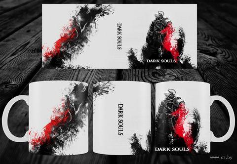 """Кружка """"Dark Souls"""" (арт. 14) — фото, картинка"""