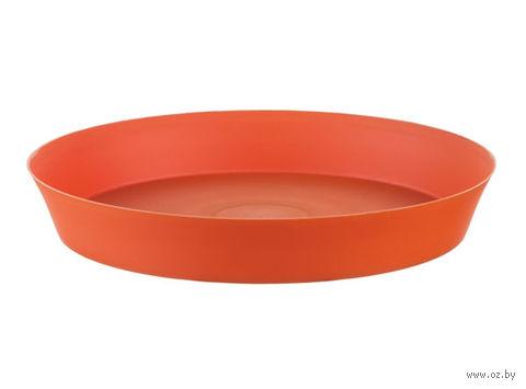 """Подставка для цветочного горшка """"Фиолек"""" (12,5 см; оранжевая) — фото, картинка"""