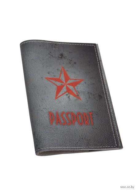 Обложка на паспорт (арт. C1-17-328) — фото, картинка
