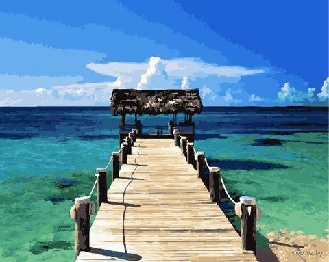 """Картина по номерам """"Идеальный отпуск"""" (400х500 мм) — фото, картинка"""