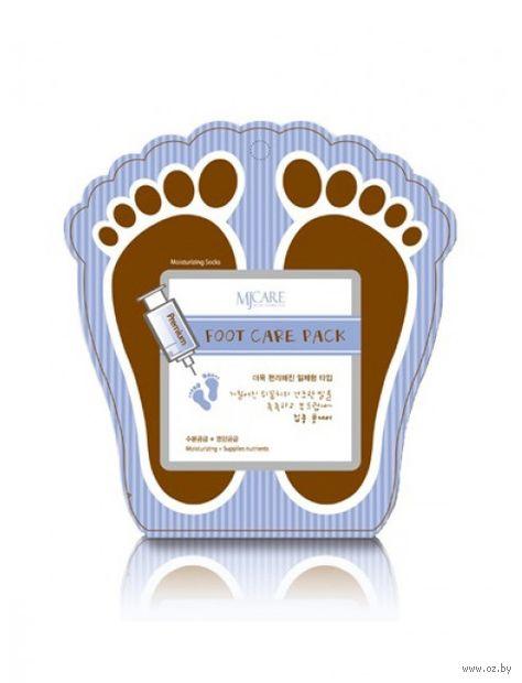 "Маска для ног ""Foot Care Pack"" (20 г) — фото, картинка"