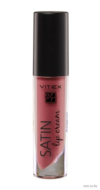 "Помада для губ ""Satin Lip Cream"" тон: 708, ruby red — фото, картинка"