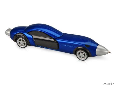 """Ручка шариковая """"Сан-Марино"""" в виде автомобиля (синяя) — фото, картинка"""