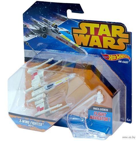 "Игрушка ""Star Wars. X-Wing Fighter Red 5"""