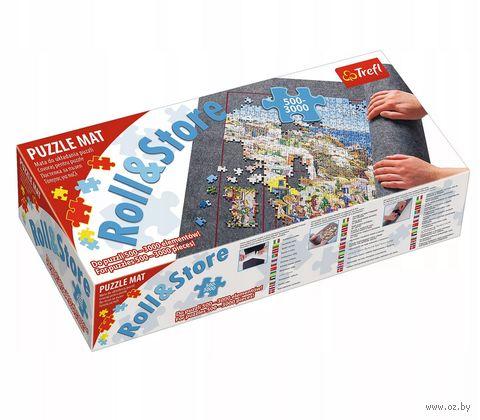 Коврик для сборки пазлов (500-3000 элементов) — фото, картинка