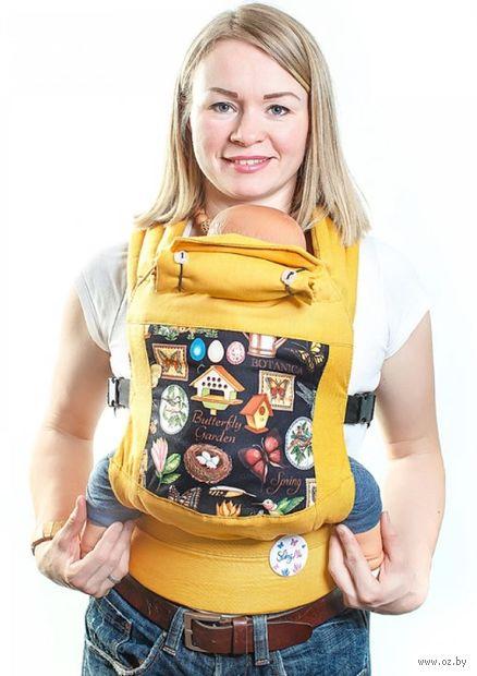 """Эргономичный рюкзак """"Икея"""" — фото, картинка"""