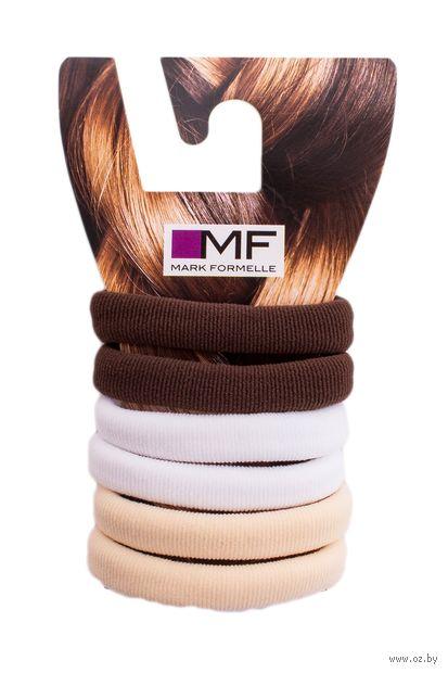 """Резинка для волос """"805K-376"""" (6 шт.; арт. 9805K) — фото, картинка"""
