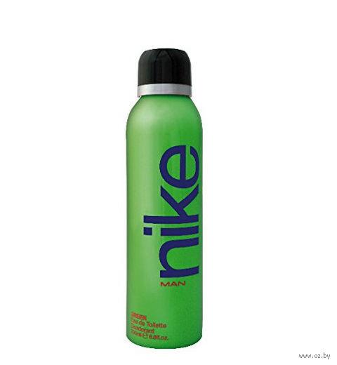 "Дезодорант парфюмерный для мужчин ""Nike. Green"" (200 мл)"