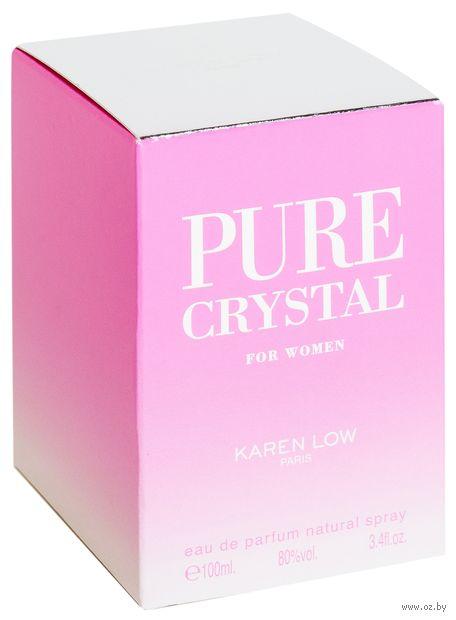 "Парфюмерная вода для женщин ""Pure Crystal"" (100 мл)"