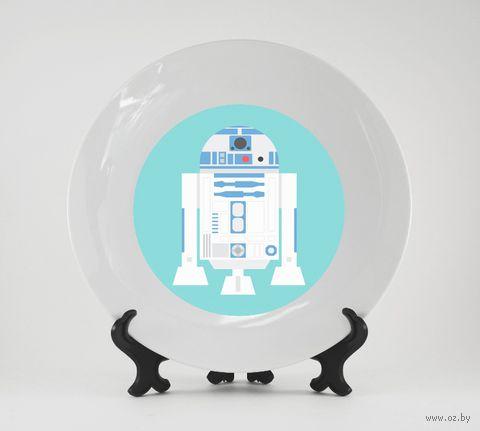 "Тарелка ""Звездные войны"" (265)"