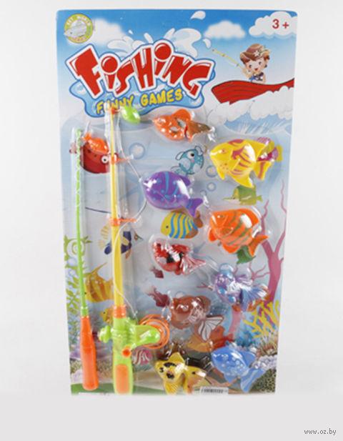 """Игровой набор """"Рыбалка"""" (арт. 1357221-2139-4)"""