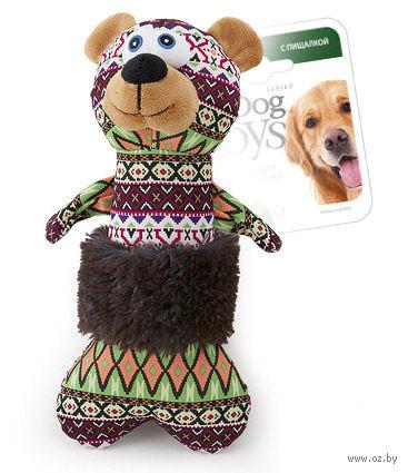 """Игрушка для собак """"Мишка"""" (26 см)"""