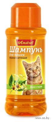 """Шампунь """"Amstrel"""" для кошек (320 мл; с липой и чередой) — фото, картинка"""