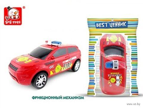 "Машинка фрикционная ""Полиция"" (арт. 100794196-100794196) — фото, картинка"