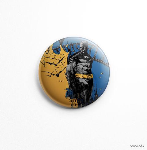 """Значок """"Бэтмен"""" (арт. 456) — фото, картинка"""