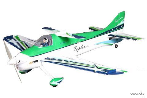 """Самолет на радиоуправлении """"F3A Explorer"""" — фото, картинка"""