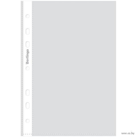 Файл (100 шт.; А5; 40 микрон) — фото, картинка
