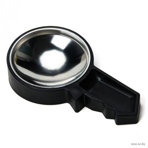 """Подставка для ключей и монет """"Key"""" (черная)"""