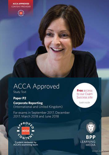 ACCA P2 Corporate Reporting (International & UK). Study Text — фото, картинка