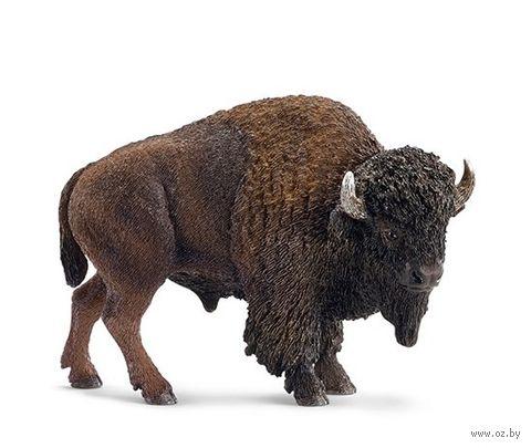 "Фигурка ""Американский бизон"" (7,5 см)"