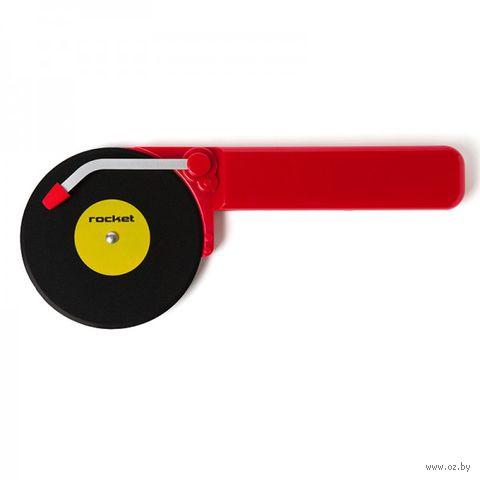 """Нож для пиццы """"Top spin"""" (красный)"""