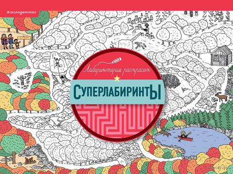 Суперлабиринты — фото, картинка