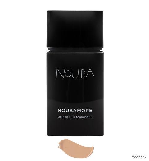 """Тональный крем для лица """"Noubamore second skin foundation"""" (тон: 85) — фото, картинка"""