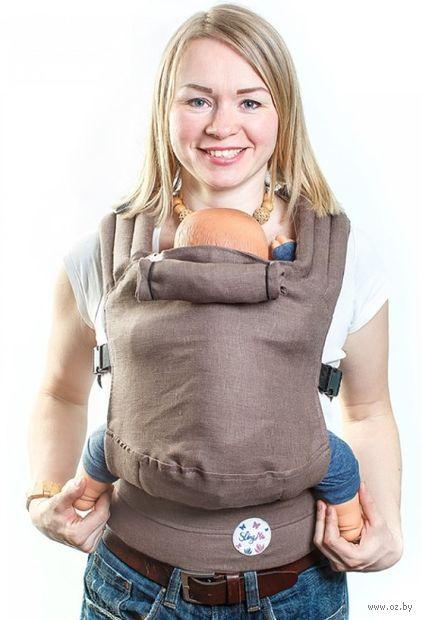 """Эргономичный рюкзак """"Шоколад"""" — фото, картинка"""