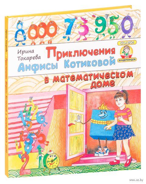 Приключения Анфисы Котиковой в математическом доме — фото, картинка