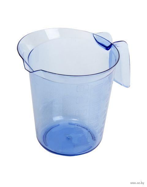 Стакан мерный пластмассовый (1 л)