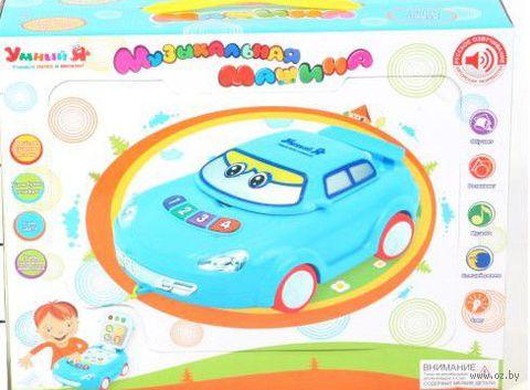 """Развивающая игрушка """"Машина"""" (со звуковыми эффектами; арт. ZYE-00020-1)"""