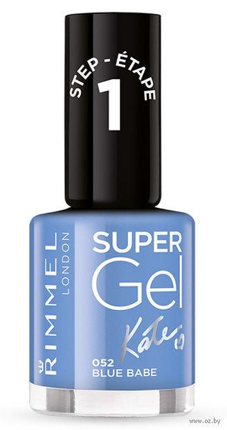 """Гель-лак для ногтей """"Super Gel"""" (тон: 052)"""