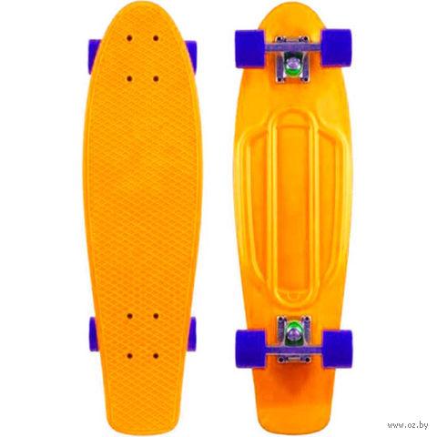 "Доска роликовая ""830 Orange"" — фото, картинка"